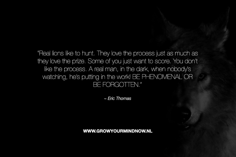 Quote Eric Thomson
